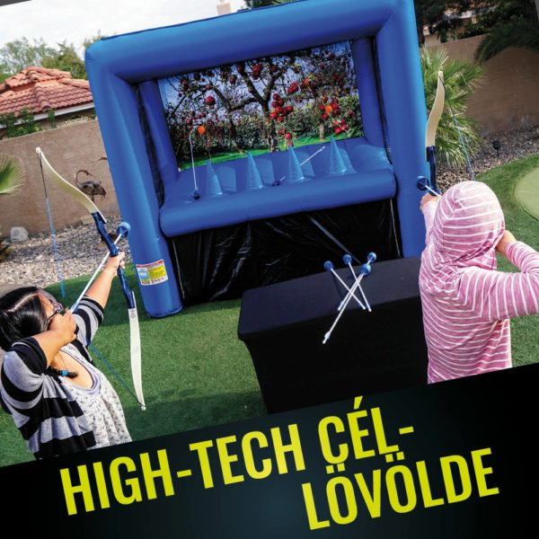 High-Tech Céllövölde 1