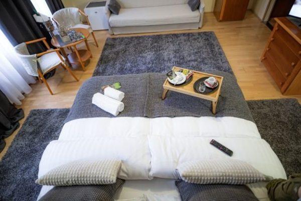 Erdei wellness hétvége Mátraházán, szarvasokra néző szobákkal-974