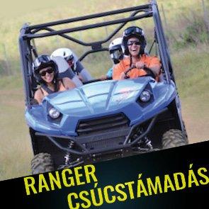 Polaris Ranger Safari élményterepjárózás a Mátrában - Csúcstámadás 1